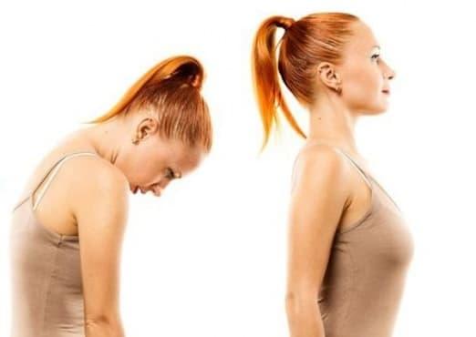 Правилната стойка помага при борбата с депресията - изображение