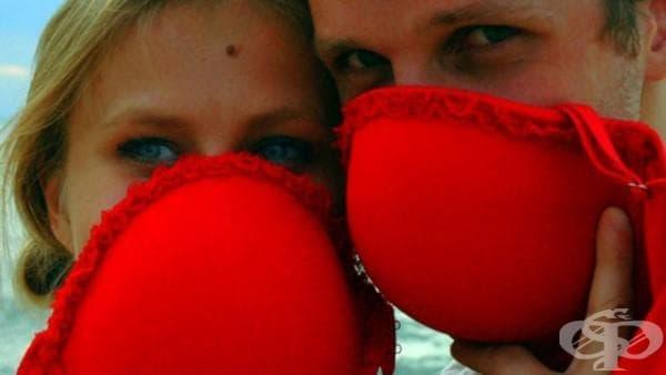 Жена изобрети сутиен, който става дихателна маска при бедствие - изображение