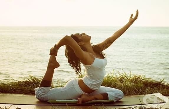 Жените, практикуващи йога, изпитват по-силен оргазъм - изображение