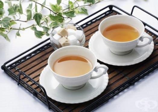 Чаят и кафето удължават живота - изображение