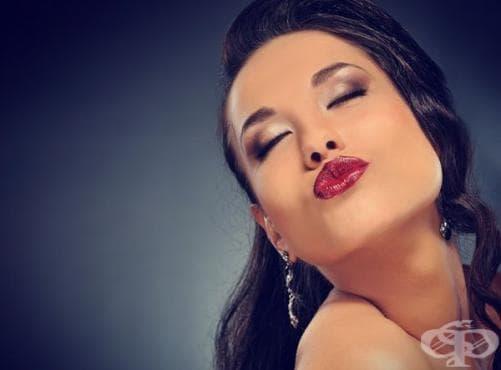 Как да направим устните си по-плътни, големи и красиви естествено? - изображение