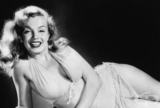 Каква е тайната за красивите извивки на Мерилин Монро? - изображение