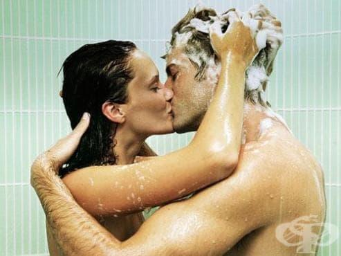 Какви рискове крие сексът в банята? - изображение