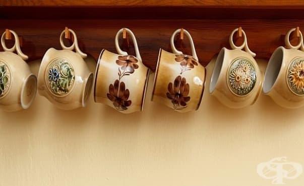 Честата консумация на напитки от керамични чаши може да доведе до натрупване на олово и кадмий в тялото - изображение