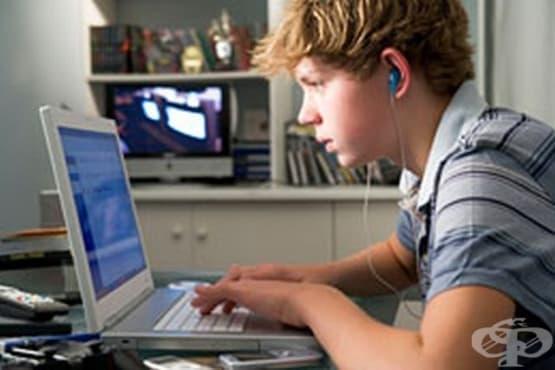Колкото повече стоят пред екрана, толкова по-нещастни са децата - изображение