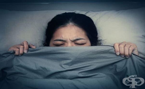 Чувството за неудовлетвореност води до сънуване на кошмари - изображение