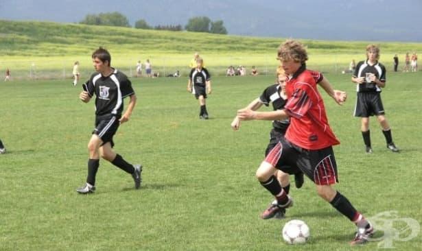 Спортът изгражда здрави кости при тийнейджърите, а обездвижването ги руши - изображение