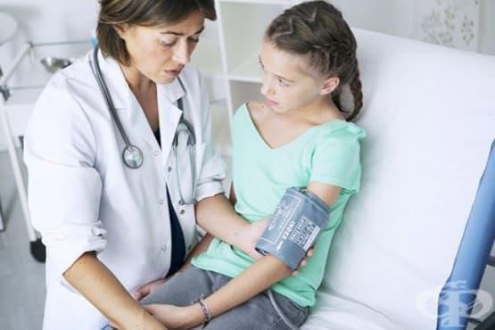 Стотици деца страдат от повишено кръвно налягане - изображение