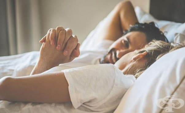 Оргазмът може да доведе до кръвоизлив в окото - изображение