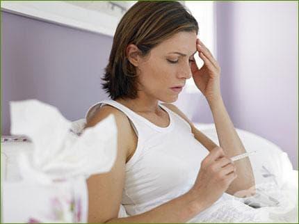 Лечение на простуда и грип - изображение