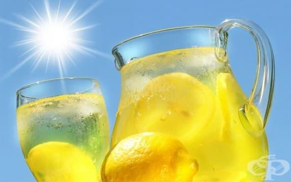Създадоха лимонада със система от сензори и електроди - изображение