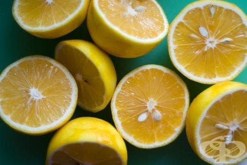 Доказано! Лимоните са по-ефективни от химиотерапията - изображение