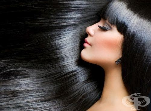 Лукът лекува старчески петна и слаба коса - изображение