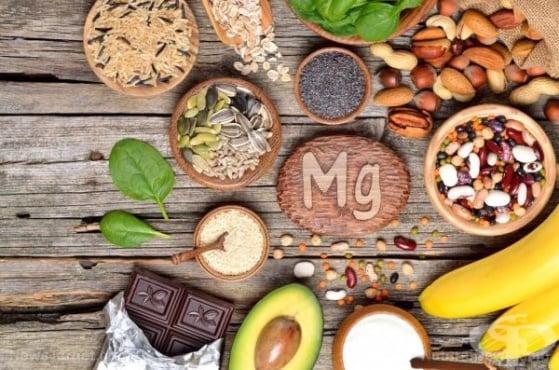 8 богати на магнезий храни, от които тялото се нуждае - изображение