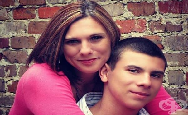 Има връзка между времето на започване на пубертета на майката и това на сина й - изображение