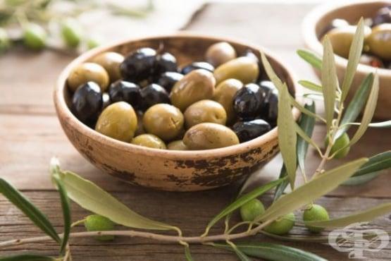 Костилките от маслини прочистват червата - изображение
