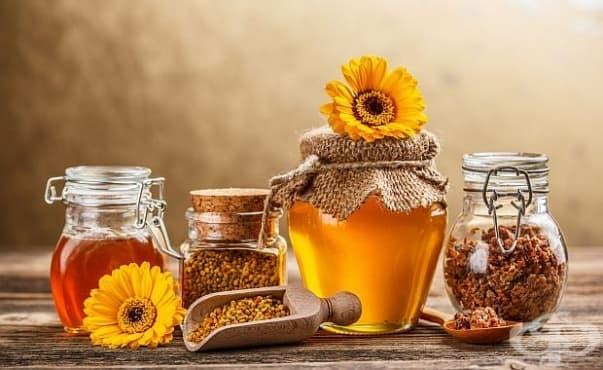 Дизахарид в меда намалява плаките в артериите - изображение