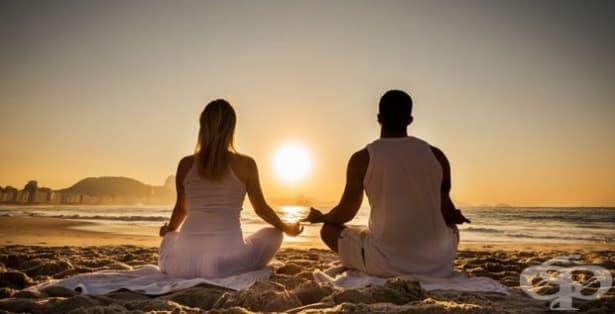 Откриха кои неврони се задействат при медитация - изображение