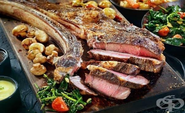 Мъжете, неконсумиращи месо, може по-бързо да оплешивеят - изображение