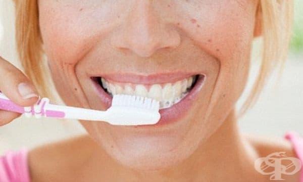 Миенето на зъбите може да намали риска от един от най-смъртоносните видове рак - изображение