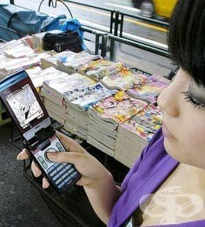 Продължителната употреба на мобилен телефон променя мозъчната дейност - изображение