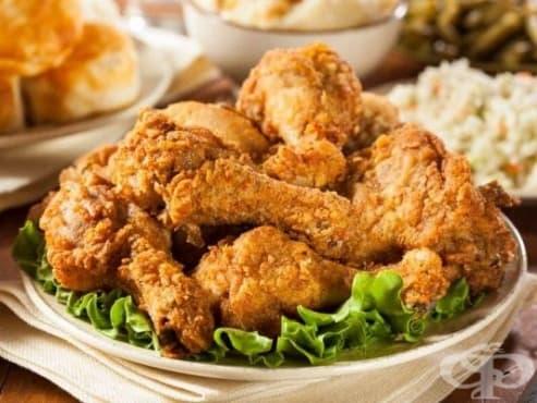 Според американски учени консумацията на пържени храни повишава риска от инфаркт и инсулт - изображение