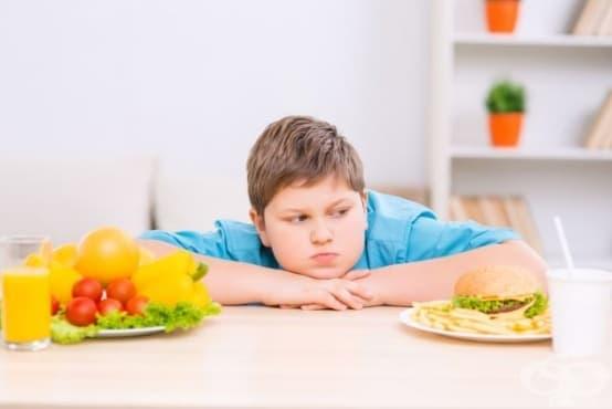 Затлъстяването води до риск от рак на дебелото черво при 8-годишните - изображение