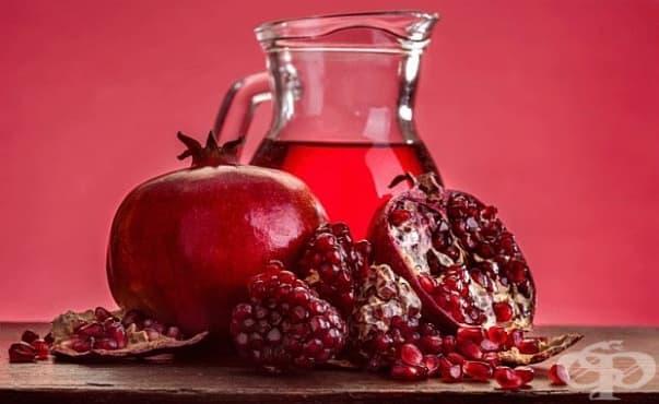 Сокът от нар, съчетан с прополис, предпазва от инфаркт - изображение