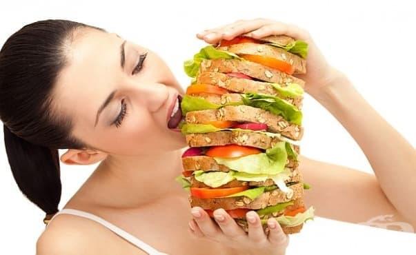 Откриха защо някои хора са подвластни на ненаситния апетит - изображение