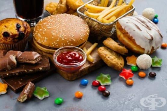 Редовната консумация на нездравословни храни може да доведе до депресия при подрастващите - изображение