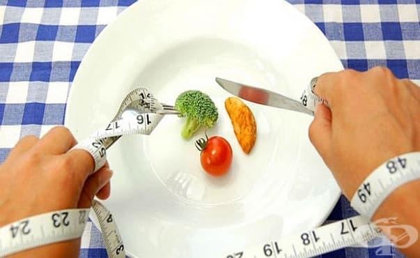 Жените и мъжете показват различни резултати след спазването на нискокалорична диета - изображение