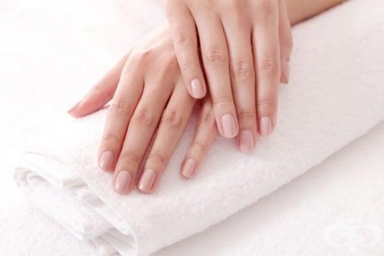 Състоянието на ноктите на ръцете предупреждава за евентуални заболявания - изображение
