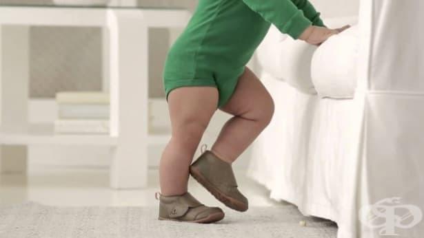 Неподходящите обувки могат да деформират краката на децата - изображение