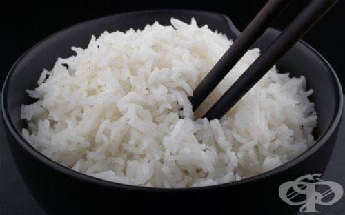 Преборете безсънието с... ориз - изображение