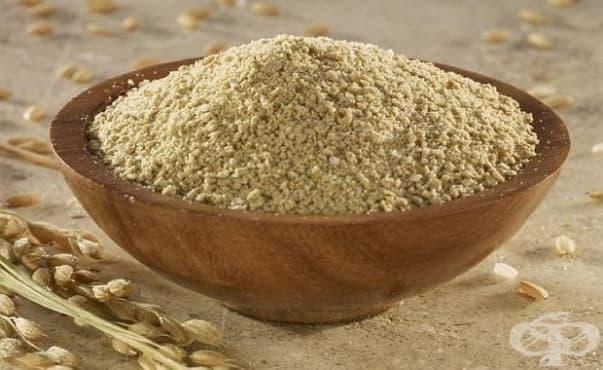 Оризовите трици пречат на образуването на съсиреци - изображение