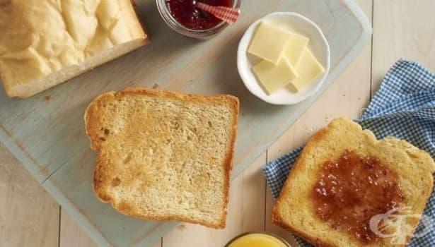 Учени с нови доказателства, че белият хляб не е причина за напълняването - изображение