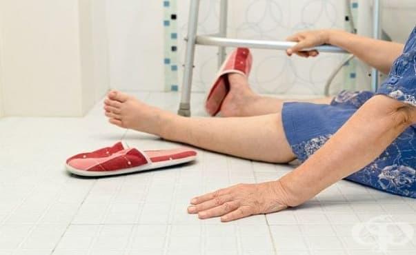 Откриха как да предотвратяват паданията при възрастни хора - изображение