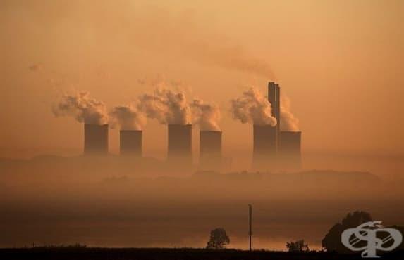 Рекордни нива на въглероден диоксид са отчетени в атмосферата - изображение
