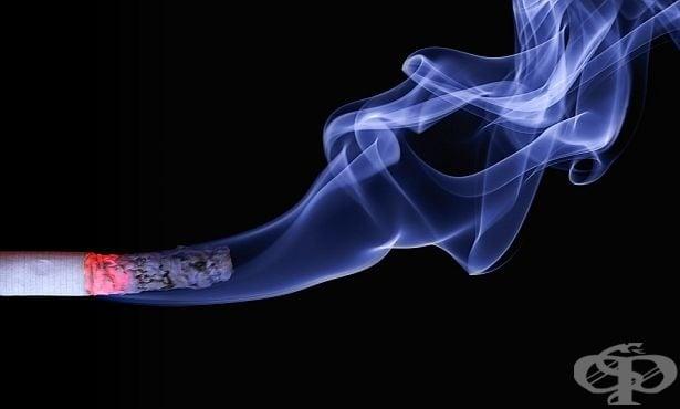 Пасивното пушене увеличава риска от рак на белия дроб - изображение