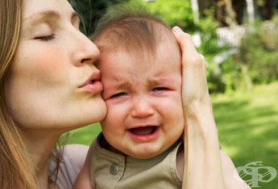 Пеенето успокоява бебетата повече от говоренето - изображение
