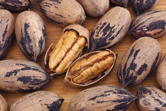 Пеканът поддържа доброто здраве на сърцето - изображение