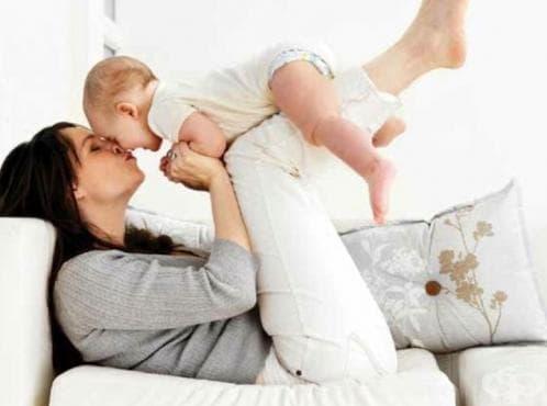 Дете, което постоянно чувства обичта на своите близки, расте уверено и щастливо - изображение