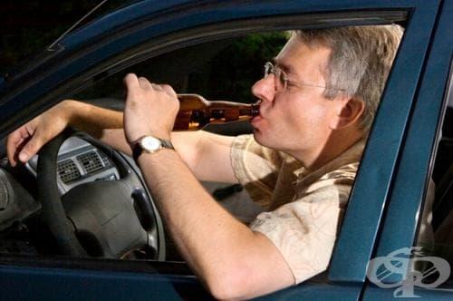 Шофьорите, употребили канабис, са значително по-малко опасни от пияните - изображение