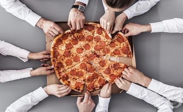 Кое мотивира повече – пица, пари или похвала - изображение