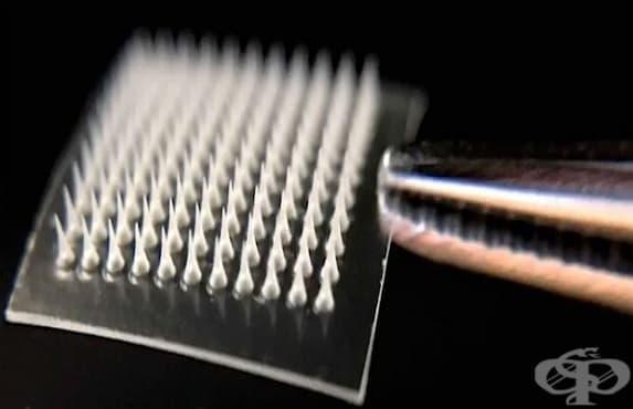 Медицински пластир топи килограми - изображение