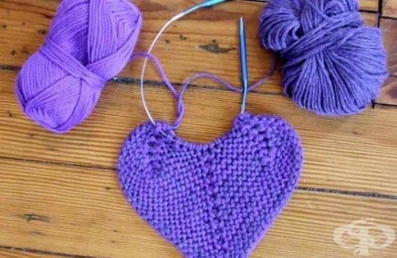 Плетенето има много ползи за здравето - изображение