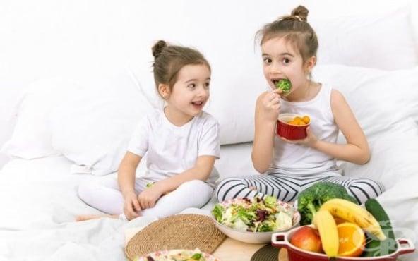 Децата, които консумират над пет порции плодове и зеленчуци дневно, имат по-добро психично здраве - изображение