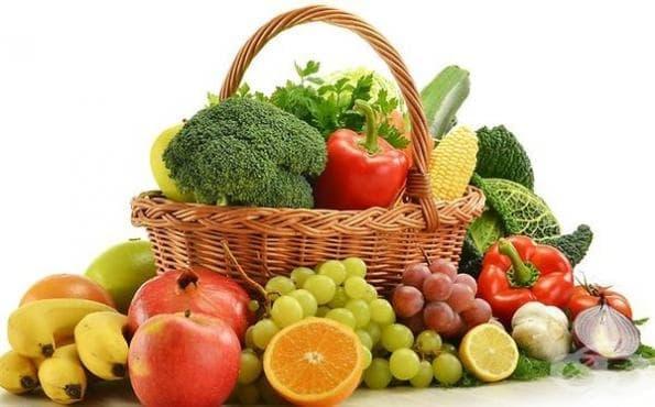 Плодове и зеленчуци намаляват с 30% риска от катаракта - изображение
