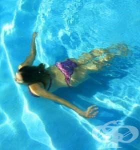 Плуването може да свали високото кръвно налягане - изображение