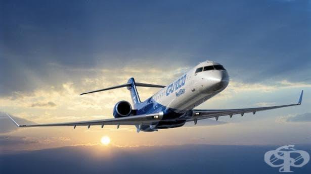 Глобалното затопляне се отразява и на трансатлантическите полети  - изображение